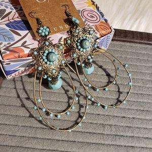 Plunder Neveah Earrings